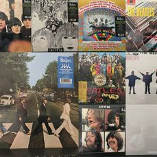 Beatles - A Collection of 27 Beatles Albums and Compilations - LP - 1968/2019