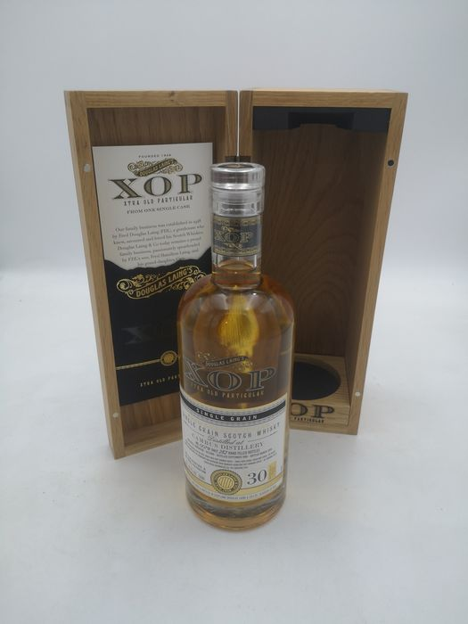 Cambus 1988 30 years old extra old particular - Douglas Laing - 70cl