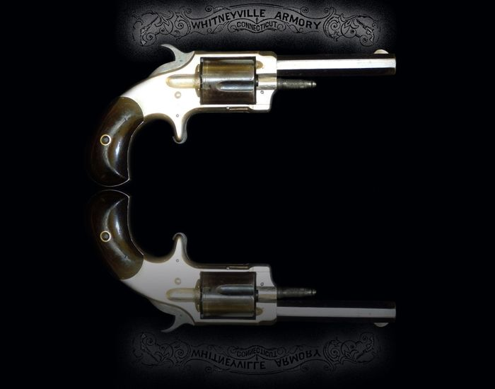 VS - WHITHEYVILLE ARMORY - Model 1 1/2 1st Issue - Single Action (SA) - Randvuurontsteking - Revolver - Cal .32