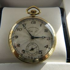 Chronometre-pocket watch NO RESERVE PRICE - 11552 - Heren - 1901-1949