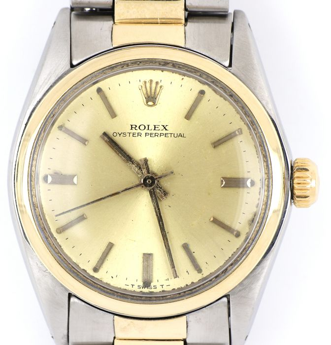 Rolex - Oyster Perpetual  - 6748 '' NO RESERVE PRICE '' - Heren - 1970-1979