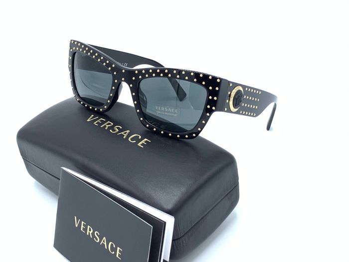 Versace - *NEW* ''NO RESERVE'' VE4358-A GB1/87 Sunglasses