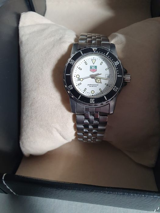 """TAG Heuer - Professional 200 meters """"NO RESERVE PRICE"""" - wd1413 - Dames - 2000-2010"""