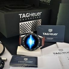 TAG Heuer - Connected 2nd Generation - Ref. SBF8A8001 - No Reserve Price - Heren - 2018