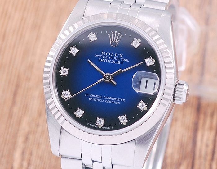 Rolex - Oyster Perpetual Datejust - 68274 - Femme - 1980-1989