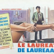 The Graduate (1967) - Dustin Hoffman - Poster, Original Belgian Cinema release