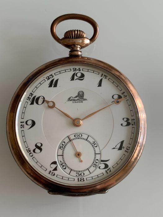 Lejon - pocket watch NO RESERVE PRICE - Heren - 1901-1949