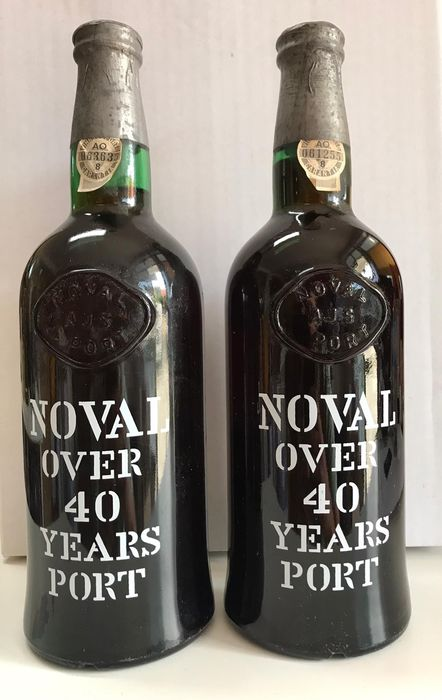 Quinta do Noval - Over 40 Years Old Tawny Port - 2 Botellas (0,75 L)