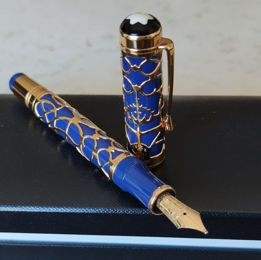 Montblanc - Fountain pen - PRINCE REGENT NEW of 1