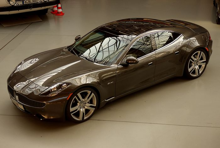 Preview of the first image of Fisker - Karma Ecosport - 2012.