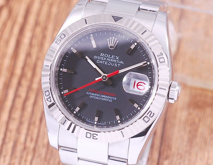 Rolex - Datejust Turn-O-Graph Thunderbird - 116264 - Men - 2000-2010
