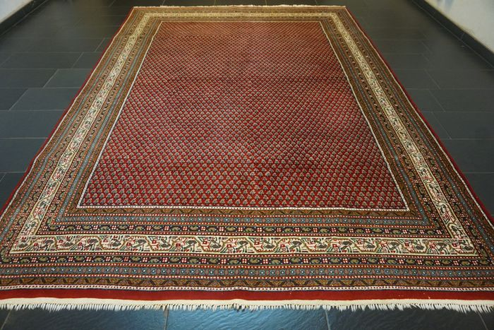 Sarough Mir  - Carpet - 350 cm - 245 cm