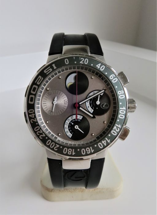 """Ebel - Lexus IS200 Chronograph  - Limited Edition 0967/1000 - """"NO RESERVE PRICE"""" - Heren - 1990-1999"""