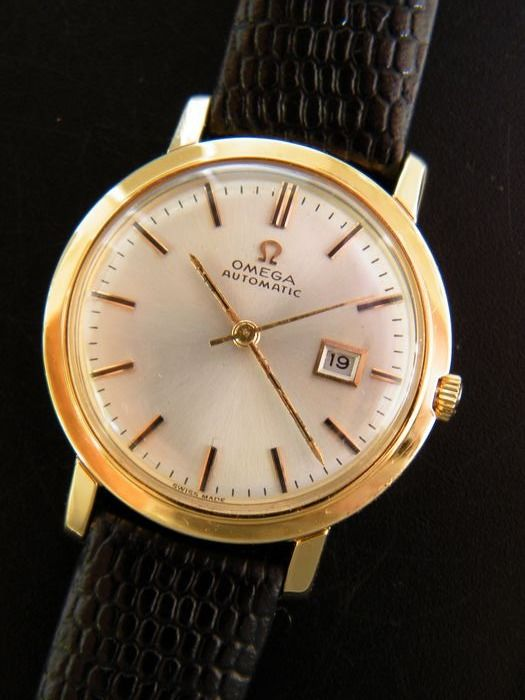 """Omega - Automatic - 1970 - 162004 - """"NO RESERVE PRICE"""" - Dames - 1970-1979"""