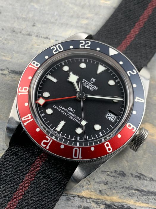 Tudor - Black Bay Pepsi GMT - 79830RB - Men - 2011-present