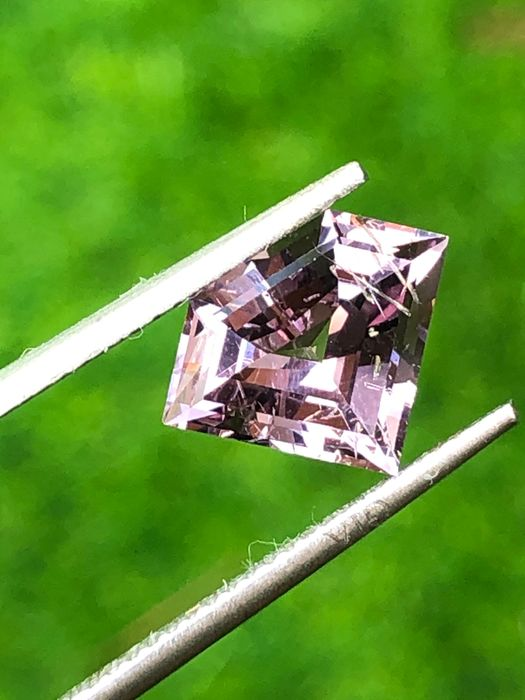 1 pcs Pink, Purple Spinel - 2.83 ct