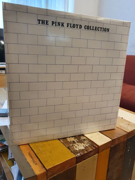 Pink Floyd - The Pink Floyd Collection - LP Box Set - 1986