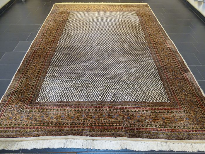 Sarough Mir - Carpet - 345 cm - 250 cm