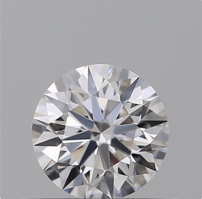 1 pcs Diamond - 0.30 ct - Brilliant - D (colourless) - VVS1