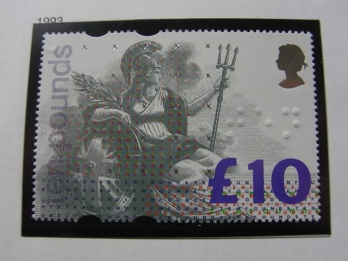Great Britain 1950/1999 - Collection in DAVO