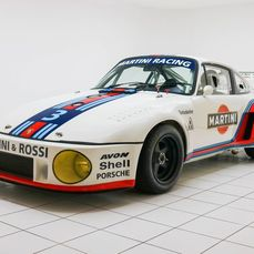Porsche - 911 935 Martini Racing Tribute - 1974
