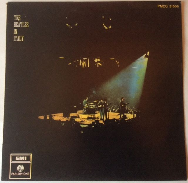 Beatles - The Beatles in Italy - Limited edition, LP's - 1970/1972
