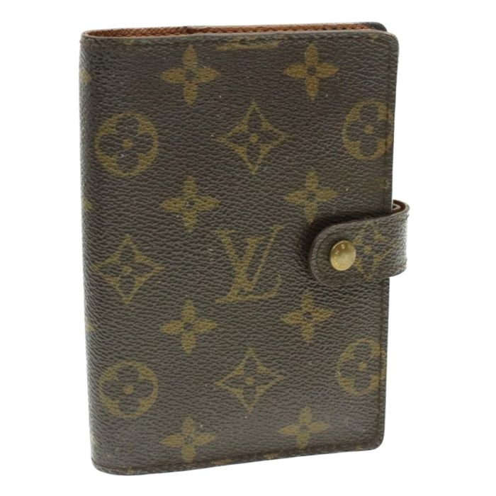 Louis Vuitton - Monogram Agenda PM Day Planner Cover