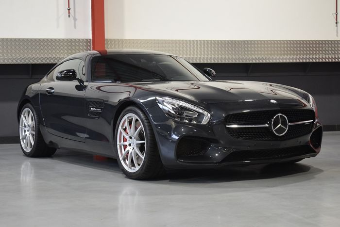 Mercedes-Benz - AMG GT S Coupe Twin-Turbocharged 4.0L V8 - NO RESERVE - 2015