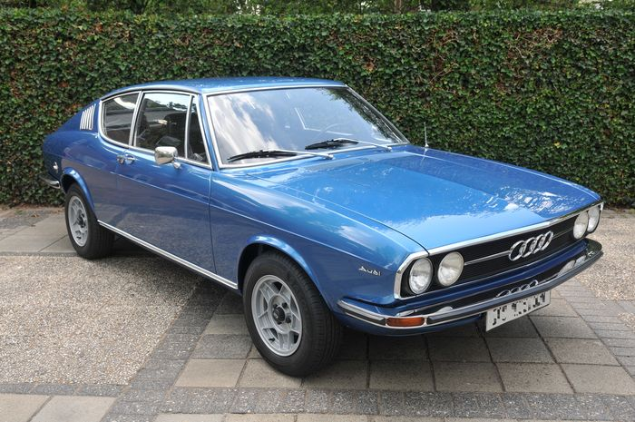 Audi - 100 Coupe S - 1975