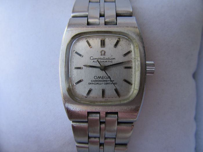Omega -  Constellation - Chronometer Officially Certified - Donna - 1970-1979