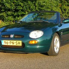 MG - F 1.8 VVC - NO RESERVE - 1996