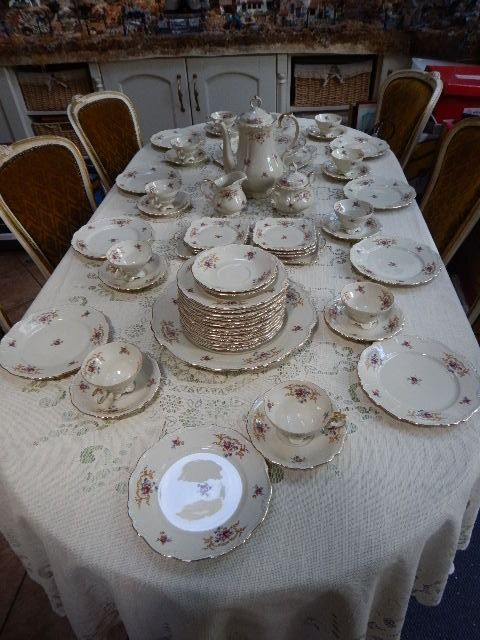 Edelstein - Maria Theresia servies (84) - Porselein