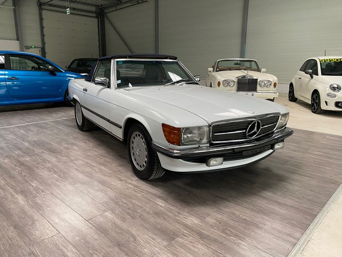 Mercedes-Benz - 560 SL (R107) - 1986