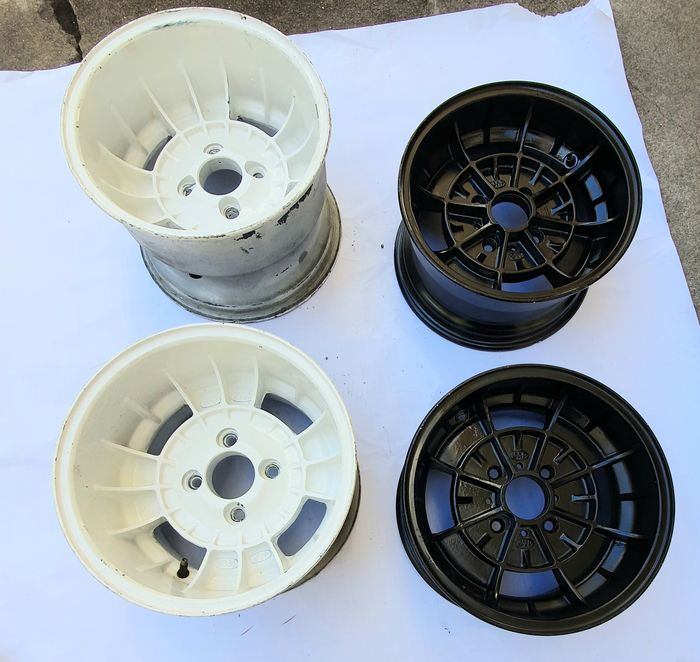 Wheels - for Ford RS 2000 - JAP - 1970-1980