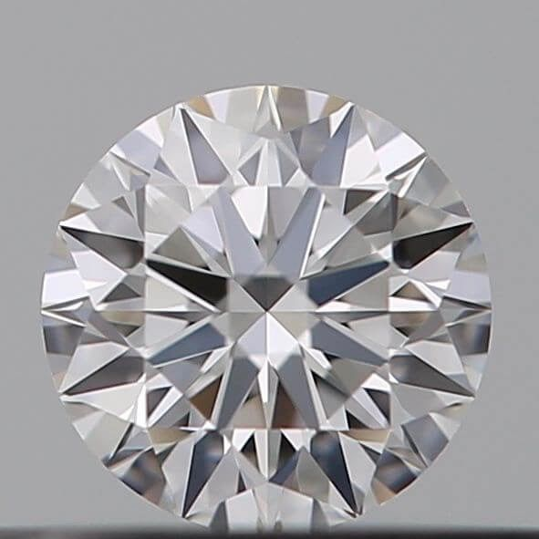 1 pcs Diamond - 0.30 ct - Brilliant - D (colourless) - VVS1, ***no reserve***