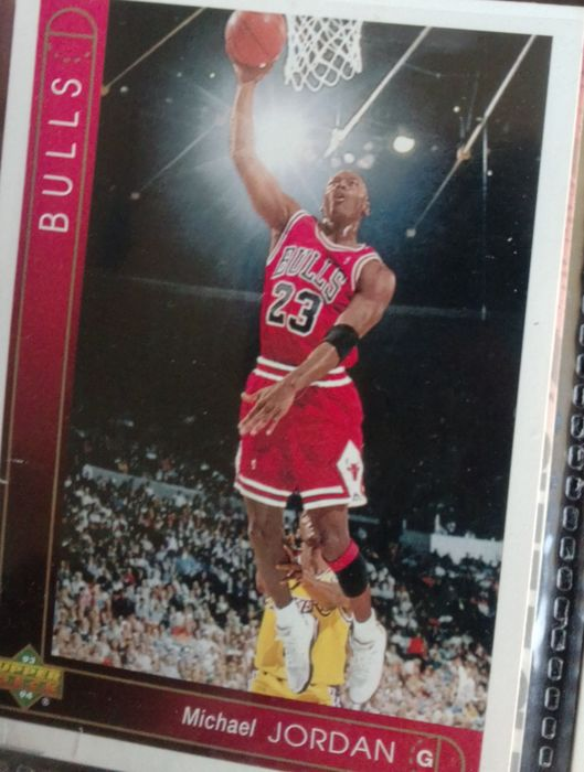 Upper Deck - Basketball  - Tarjeta coleccionable Trading Cards - 1993
