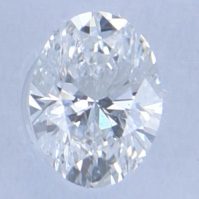 1 pcs Diamant - 0.22 ct - OVALE BRILLANT - D (incolore) - VS 1     IGI Antwerp Certified   ** No Reserve Price **