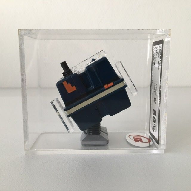 Star Wars - Kenner - Pupazzetto vintage - 1978 - Power Droid UKG graded