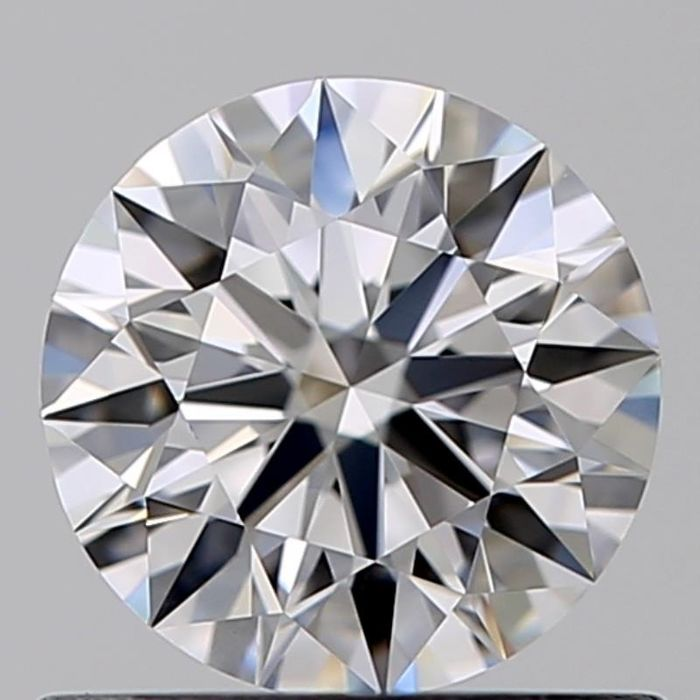 1 pcs Diamante - 0.60 ct - Brillante - D (incoloro) - IF (Inmaculado)