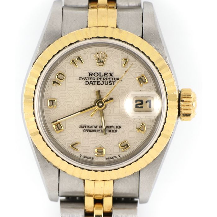 Rolex - Oyster Perpetual Datejust - 69173 - Women - 1990-1999