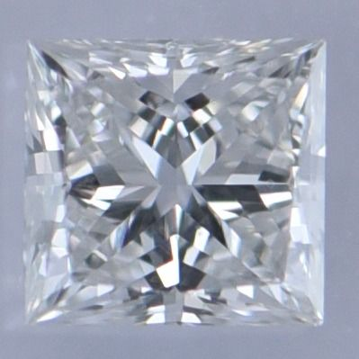 1 pcs Diamante - 0.27 ct - Principessa - F - VS 1     IGI Antwerp Certified   ** No Reserve Price **