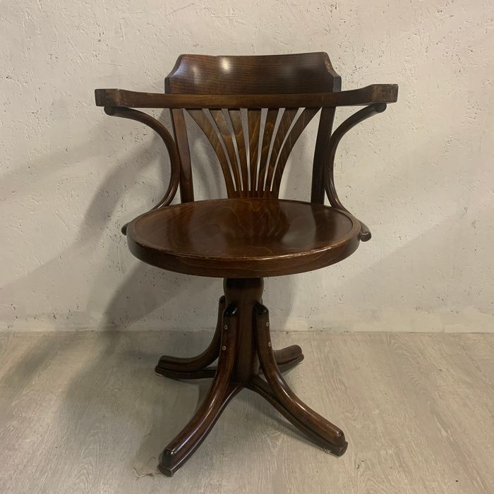Office Chair - Rotatable - Thonet Style