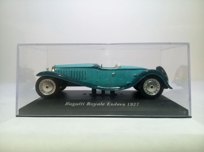 Accurate Scale Models - 1:43 - Bugatti Royale Esders 1927 - Type 41