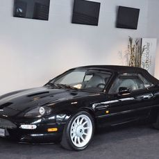 "Aston Martin - DB7 Volante ""Limited Edition"" - 1998"