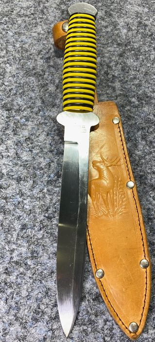 Germania - German Hunting Knife WIDDER SOLINGEN - Hunting - Coltello