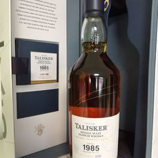 Talisker 1985 Maritime Edition - Original bottling - b. 2013 - 70cl