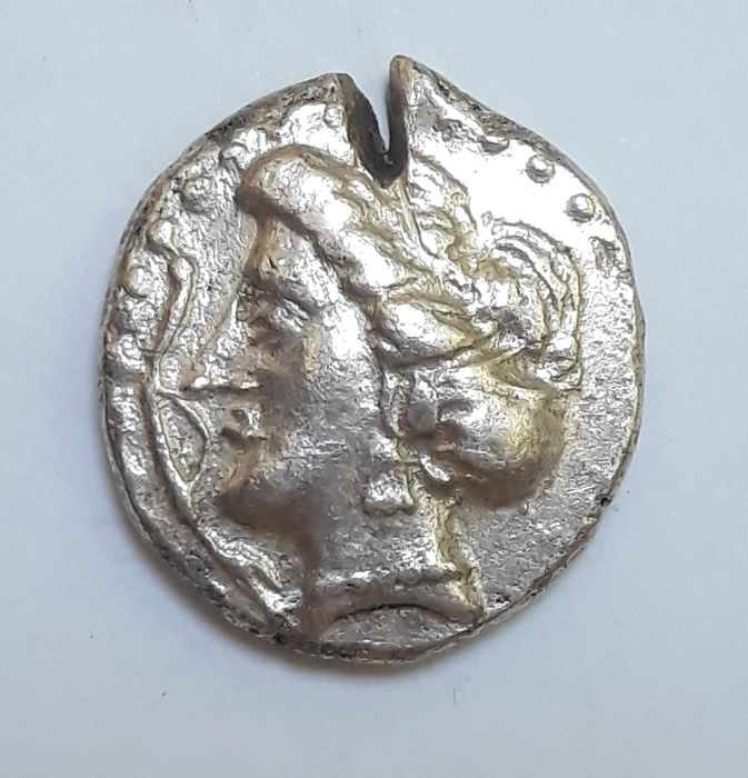 Greece (ancient) - Paphlagonia, Sinope. AR drachm, 330-300 BC. Drachm, Theot..., magistrate - Silver