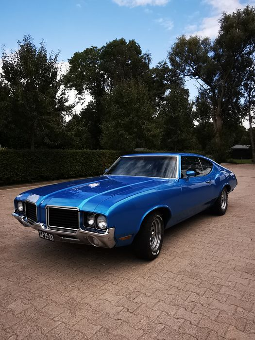 Oldsmobile - Cutlass - 1972