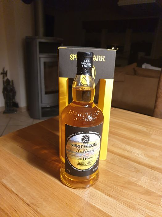 Springbank 1999 16 years old Local Barley - 70cl