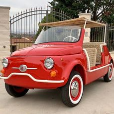 Fiat - 500 Jolly Evocation - 1974